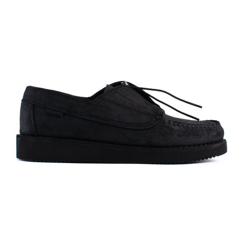Engineered Garments x Sebago Coverdeck BlackEngineered Garments x Sebago Coverdeck Black