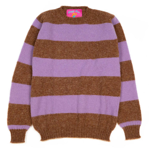 Howlin' Shaggy Bear Chunky Stripes Lost & Found
