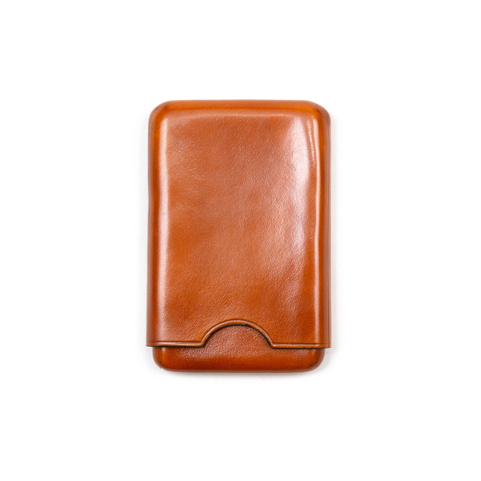 Il Bussetto Box Card Holder Bisquit