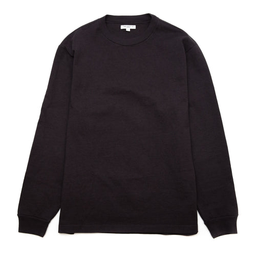Lady White Co. L/S Rugby T-Shirt Tire Black