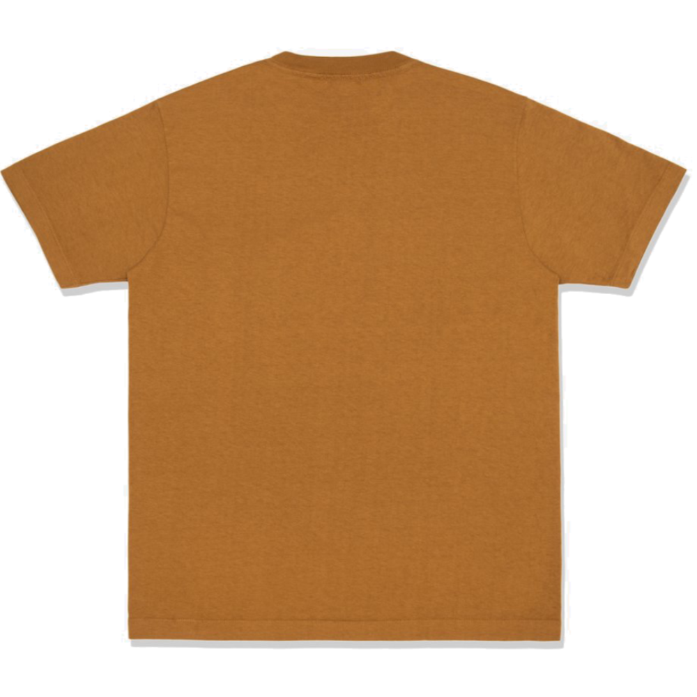 Lady White Co. Balta Pocket T-Shirt Tobacco Back