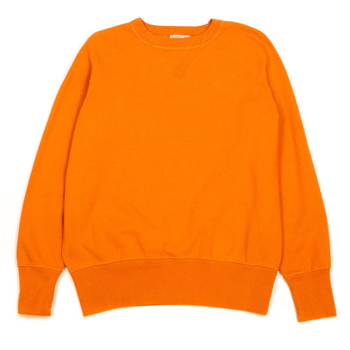 Levi's Vintage Clothing Bay Meadows Sweatshirt Russet Orange