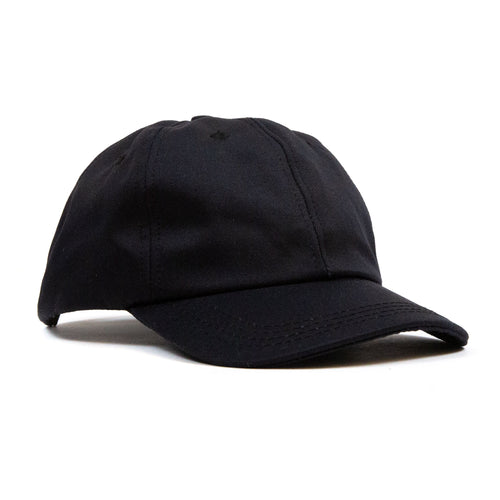 Lost & Found Twill Cap Black