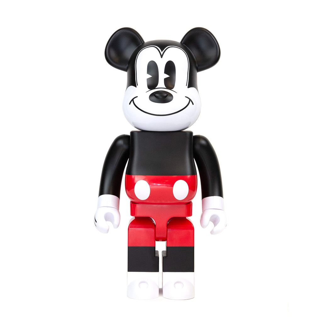 Medicom Toy x Mickey Mouse (R&W 2020 Ver.) 1000% Bearbrick