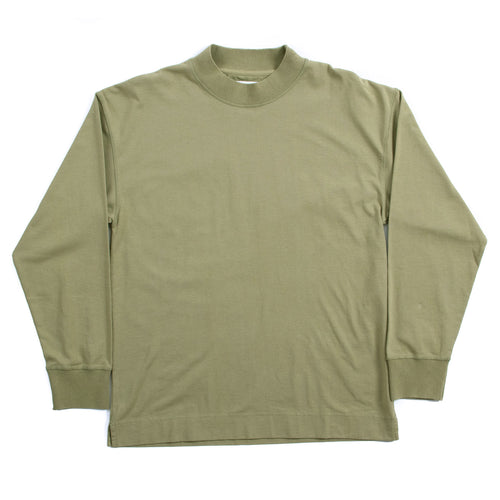 MHL Gym Top Matte Jersey Sage