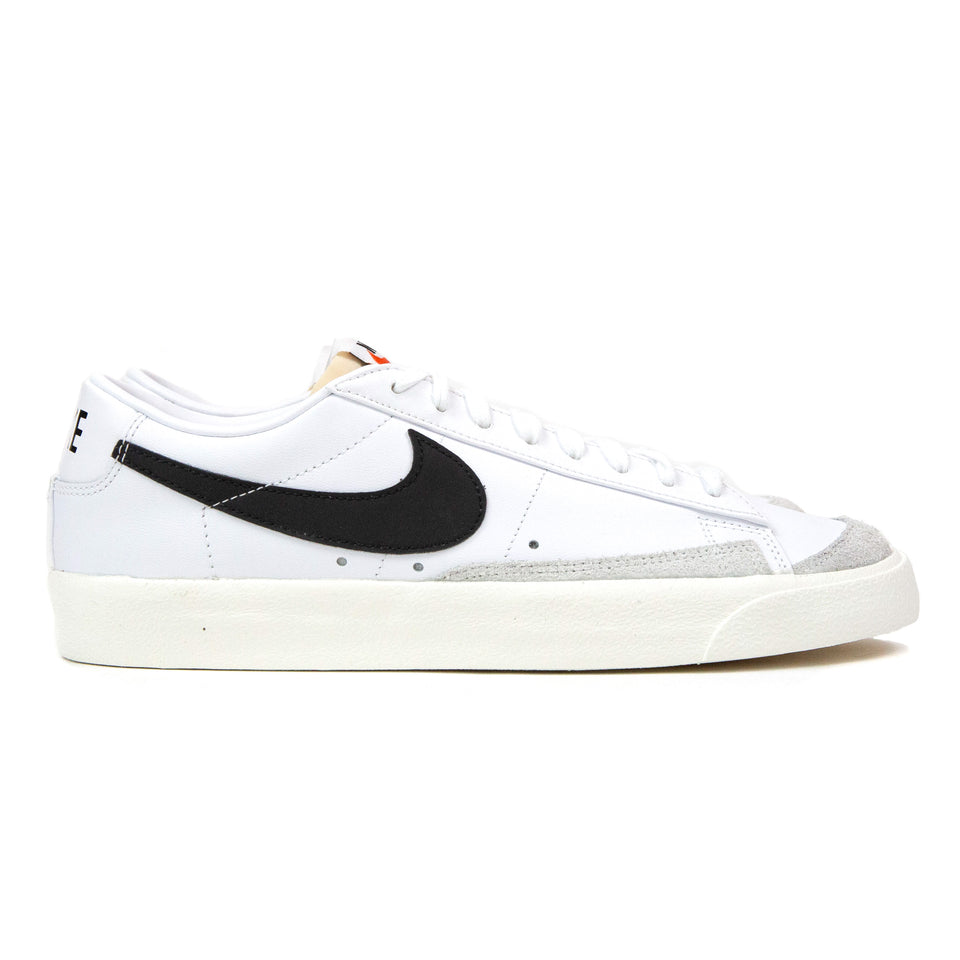 Nike Blazer Low '77 Vintage White/Black