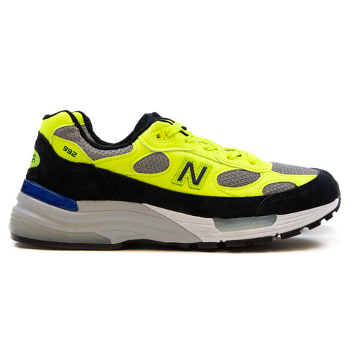 New Balance M992AF Neon Yellow