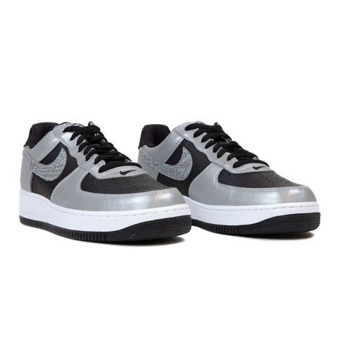 Nike Air Force 1 B Black 3M Snake