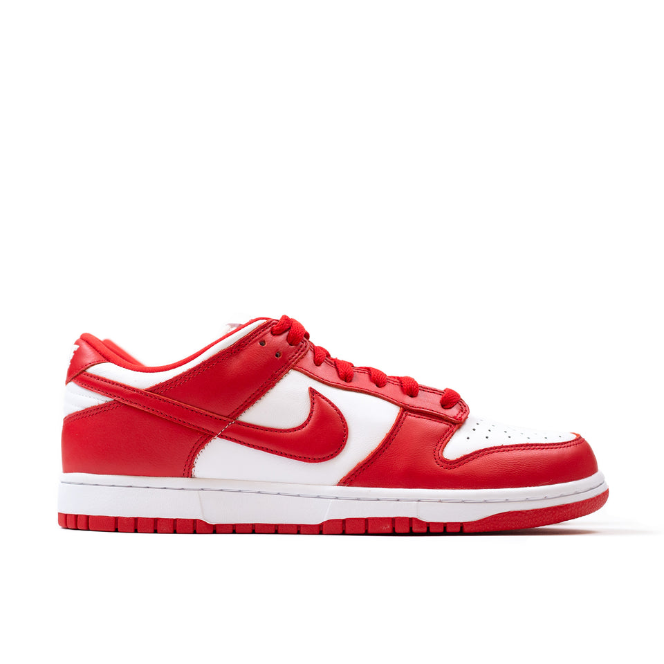 Nike-Dunk low-University-Red