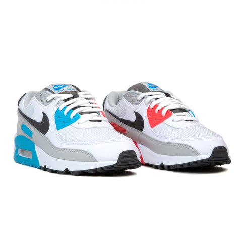 Nike Air Max 90 Chlorine Blue/Light Fusion Red