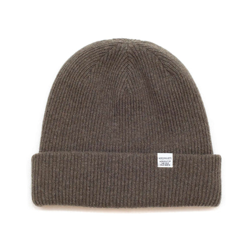 Norse Projects Norse Beanie Ivy Green