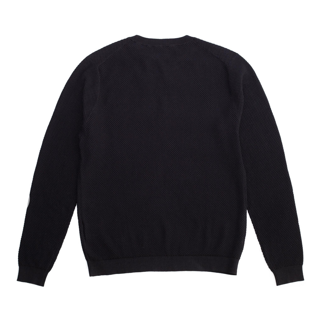 Norse Projects Sigfred Light Bubble Sweater Dark Navy Back