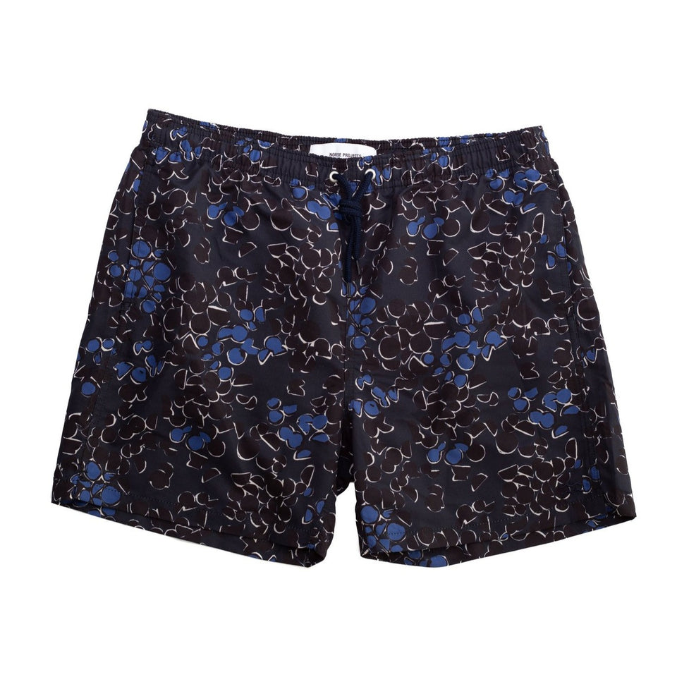 Norse Projects Hauge Swimmers Dark Navy