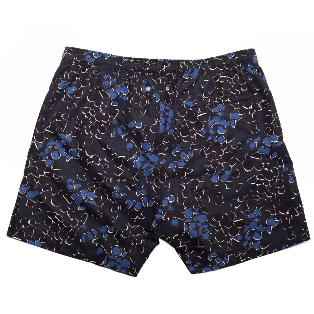 Norse Projects Hauge Swimmers Dark Navy Back