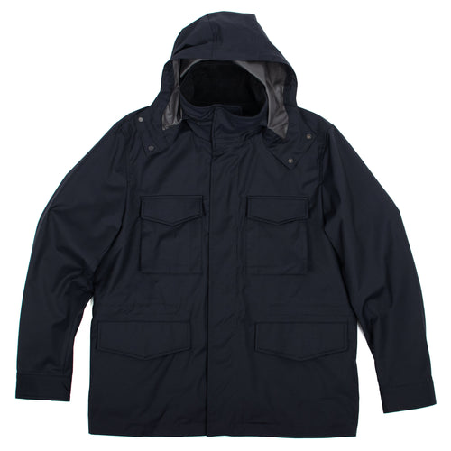 Norse Projects Kebnekaise Clima System Wool Dark Navy
