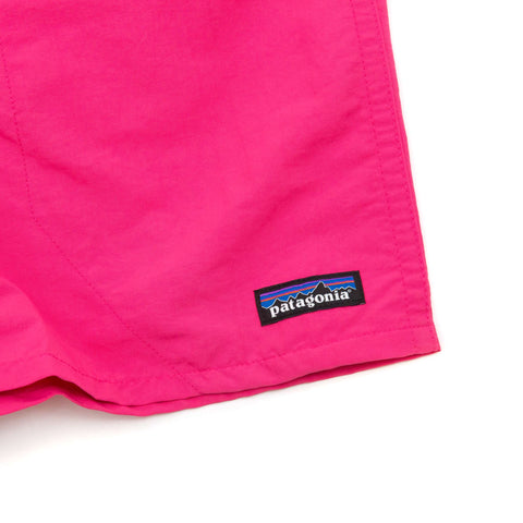 "Patagonia Baggies Shorts 5"" Ultra Pink"