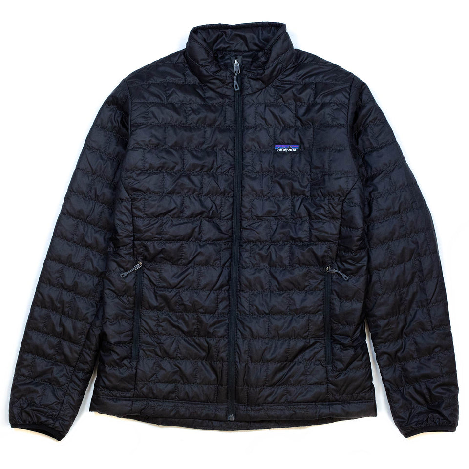 Patagonia Nano Puff Jacket Black