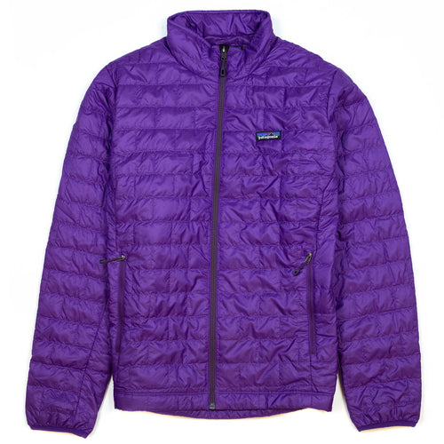 Patagonia Nano Puff Jacket Purple