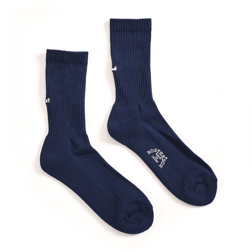 Rostersox Lost&Found Socks Navy