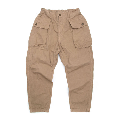 Sage de Cret Military Pants Beige