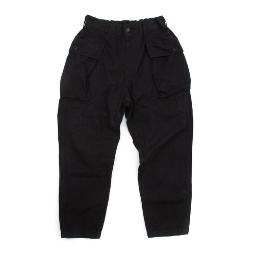 Sage de Cret Military Pants Black