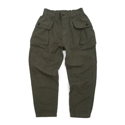Sage de Cret Military Pants Khaki