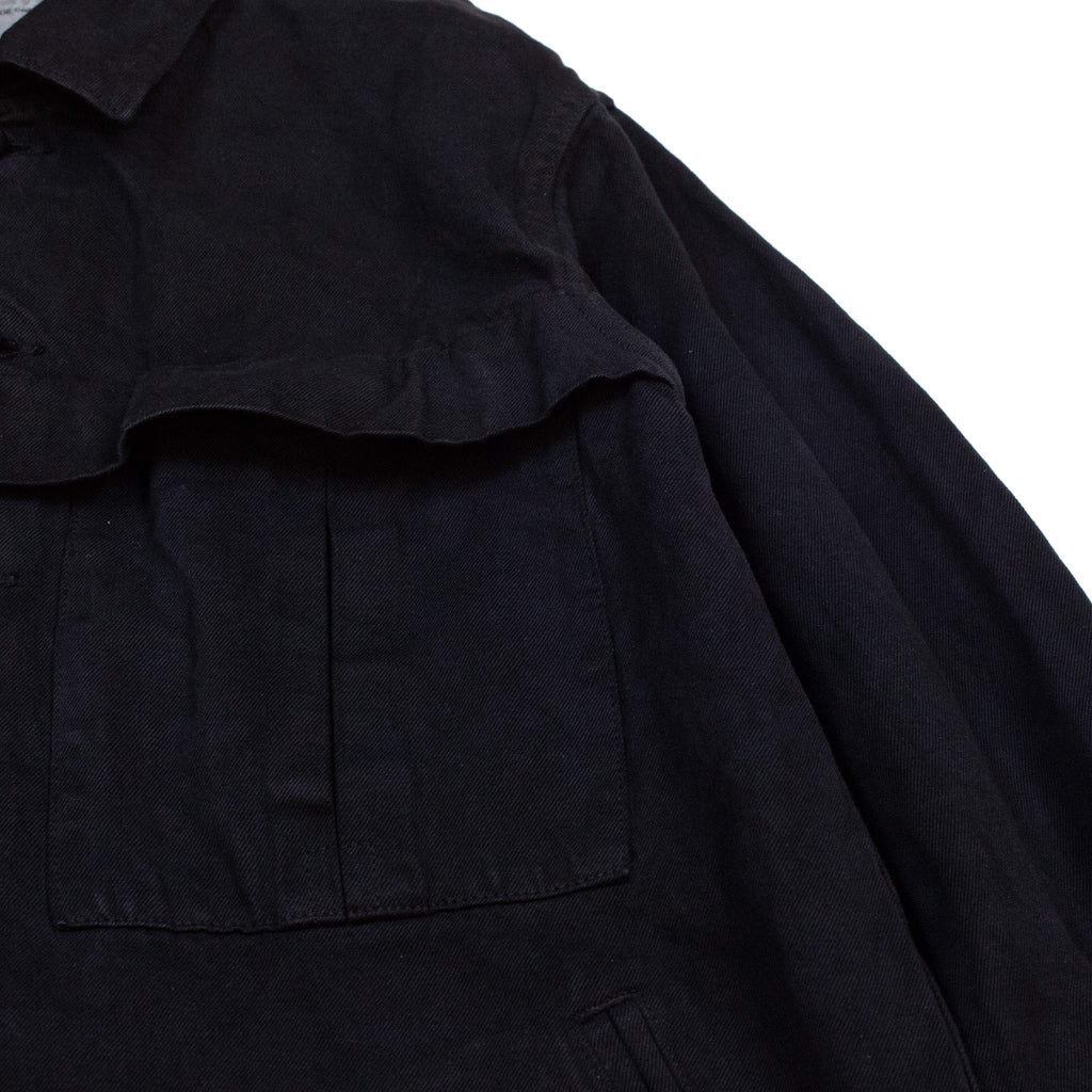 Sage-de-Cret-Shirt-Jacket-Black-Pocket-Detail-Flat