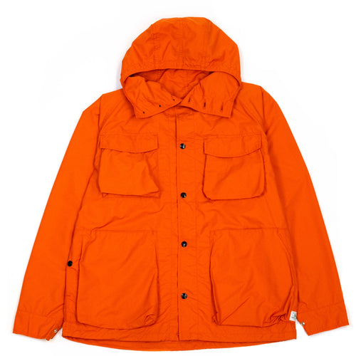Sassafras Digs Crew Bud Jacket Orange