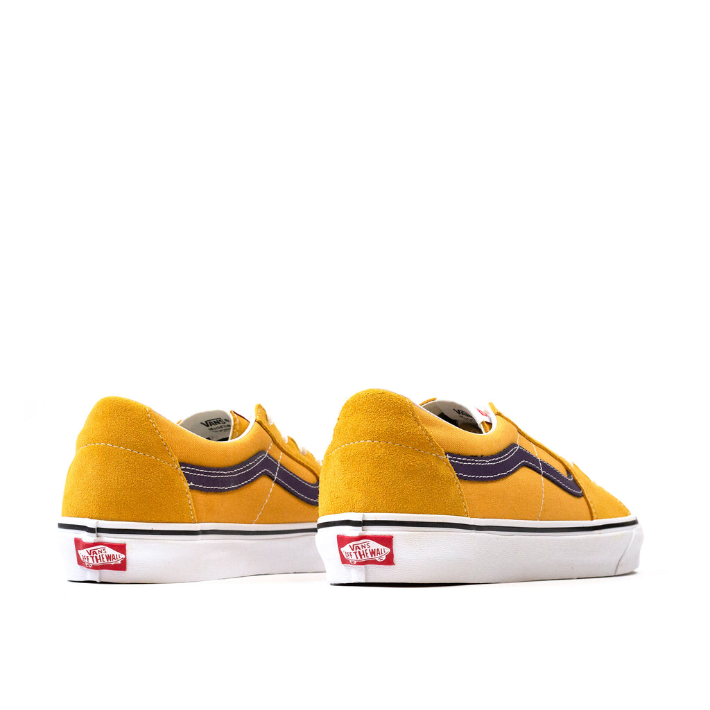 Vans Sk8-Low Honey Gold/Purple Back