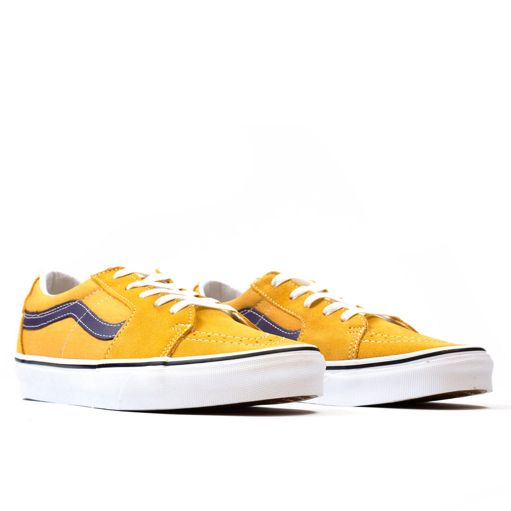 Vans Sk8-Low Honey Gold/Purple Side