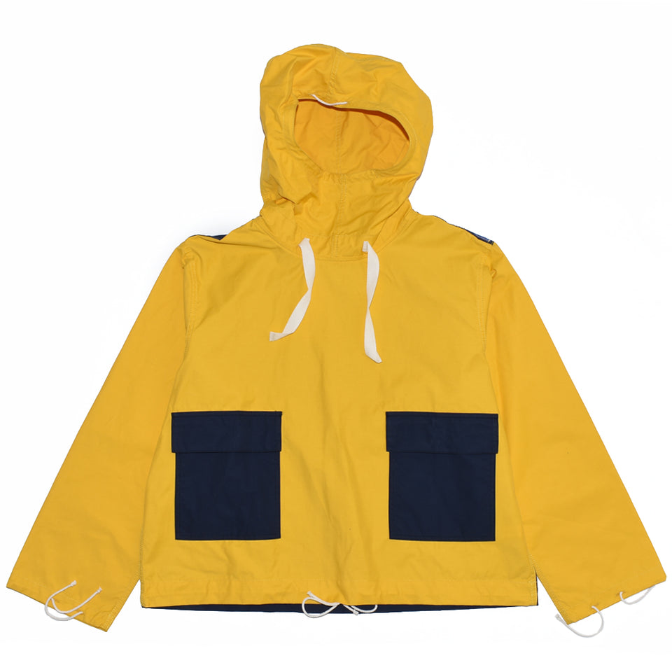 TSPTR-Mojave-Smock-Coated-Twill-Navy-Yellow-Front
