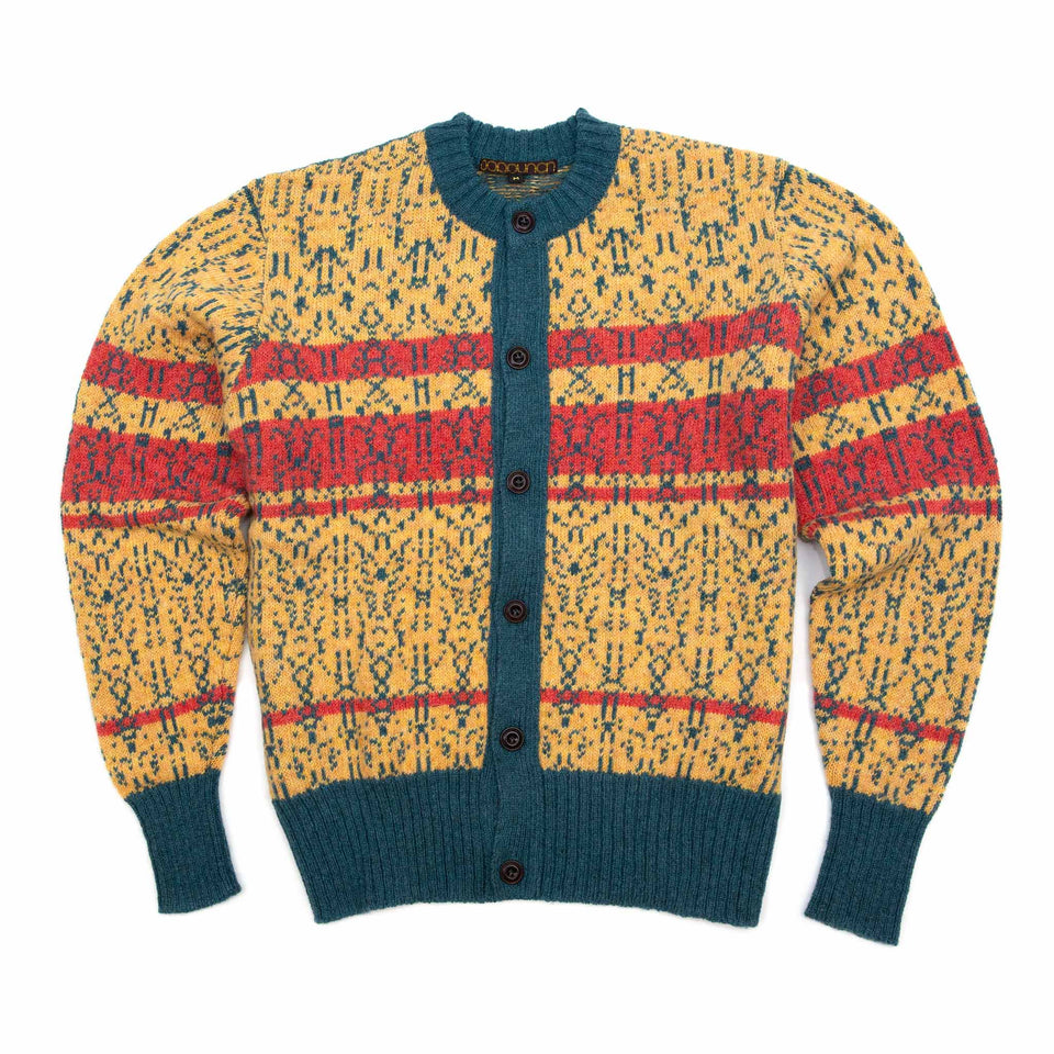 Tender The Low End Theory Cardigan Buggin' Out