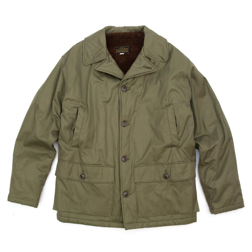 The Real McCoy's MJ14111 AL-1 55J13 Jacket Olive
