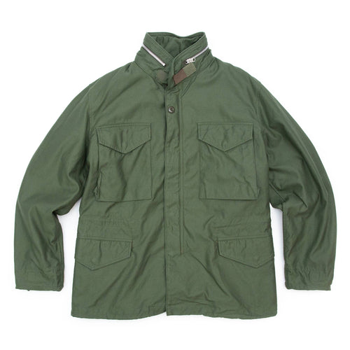 The Real McCoy's MJ17010 M-65 Field Jacket '1st Model' Olive