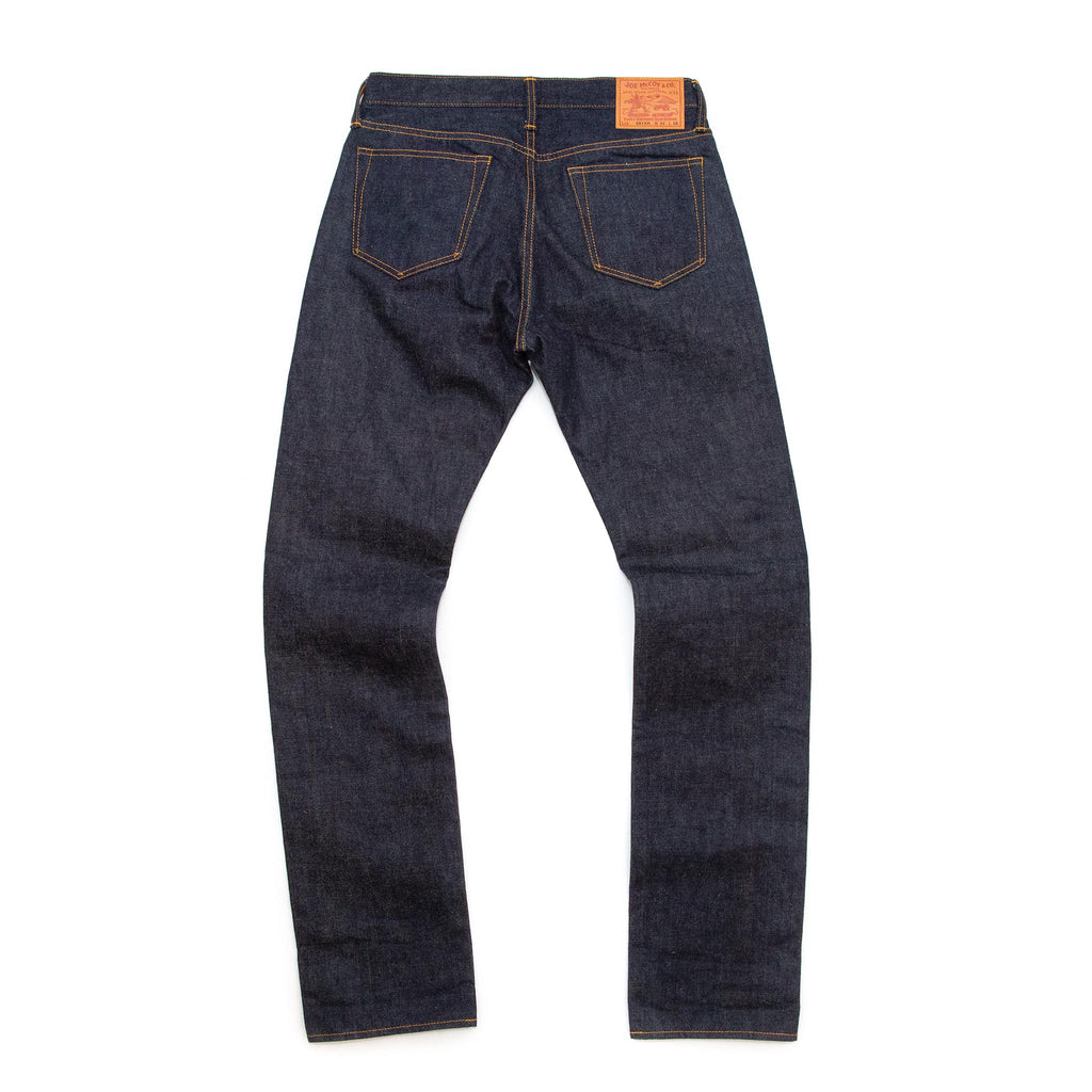 The Real McCoy's MP13991 Lot.991XH Indigo Denim