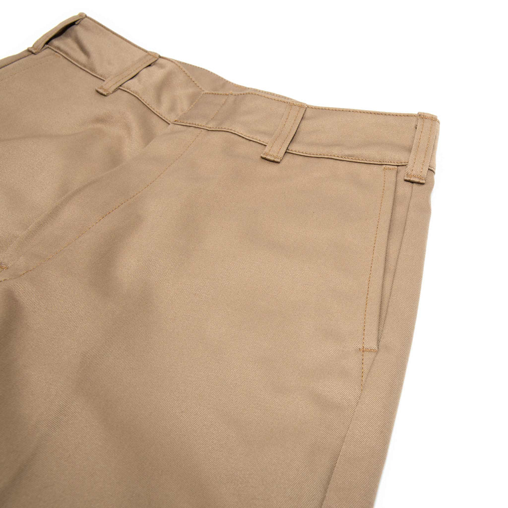 The Real McCoy's MP20104 8HU Heavy Cotton Drill Full-Cut Work Trousers Khaki