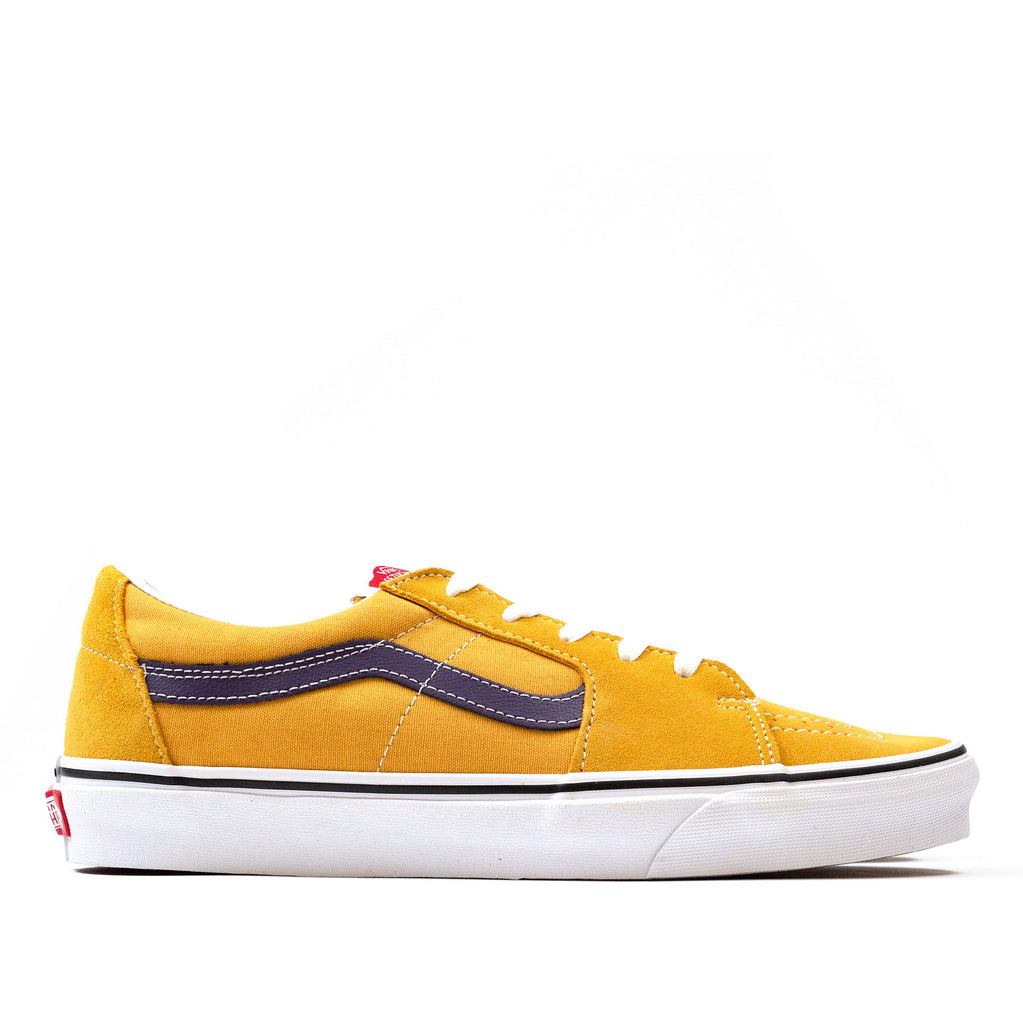 Vans Sk8-Low Honey Gold/Purple