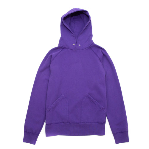 Velva Sheen 10oz Pullover Hoodie Purple