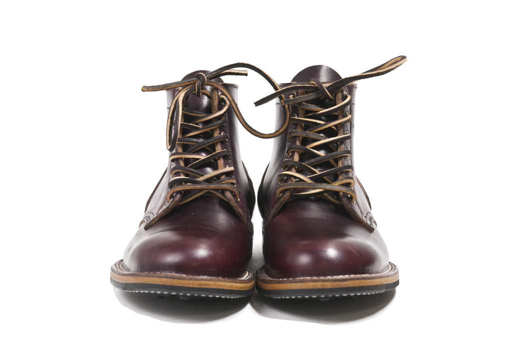 Viberg Colour 8 Chromexcel Service Boot at shoplostfound in Toronto, front