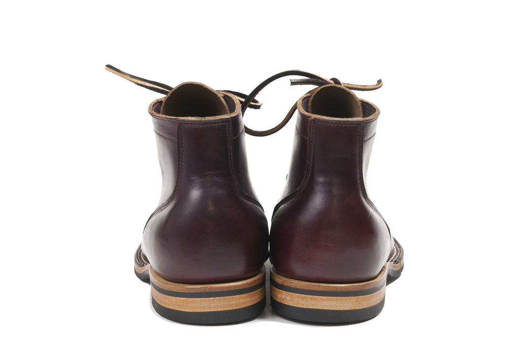 Viberg Colour 8 Chromexcel Service Boot at shoplostfound in Toronto, back
