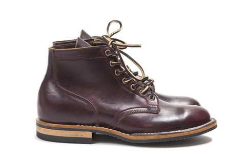 Viberg Colour 8 Chromexcel Service Boot at shoplostfound in Toronto, product shot