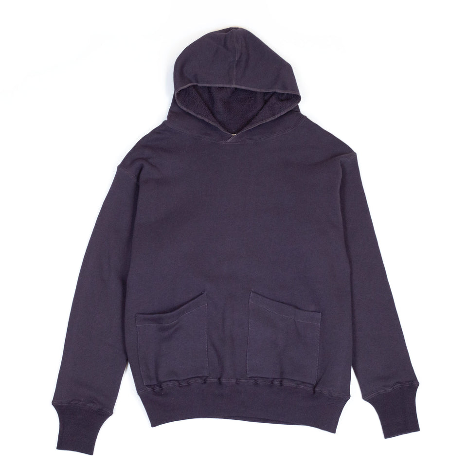 Warehouse Two Pocket Set In Hoodie 453 Dark Navy Front