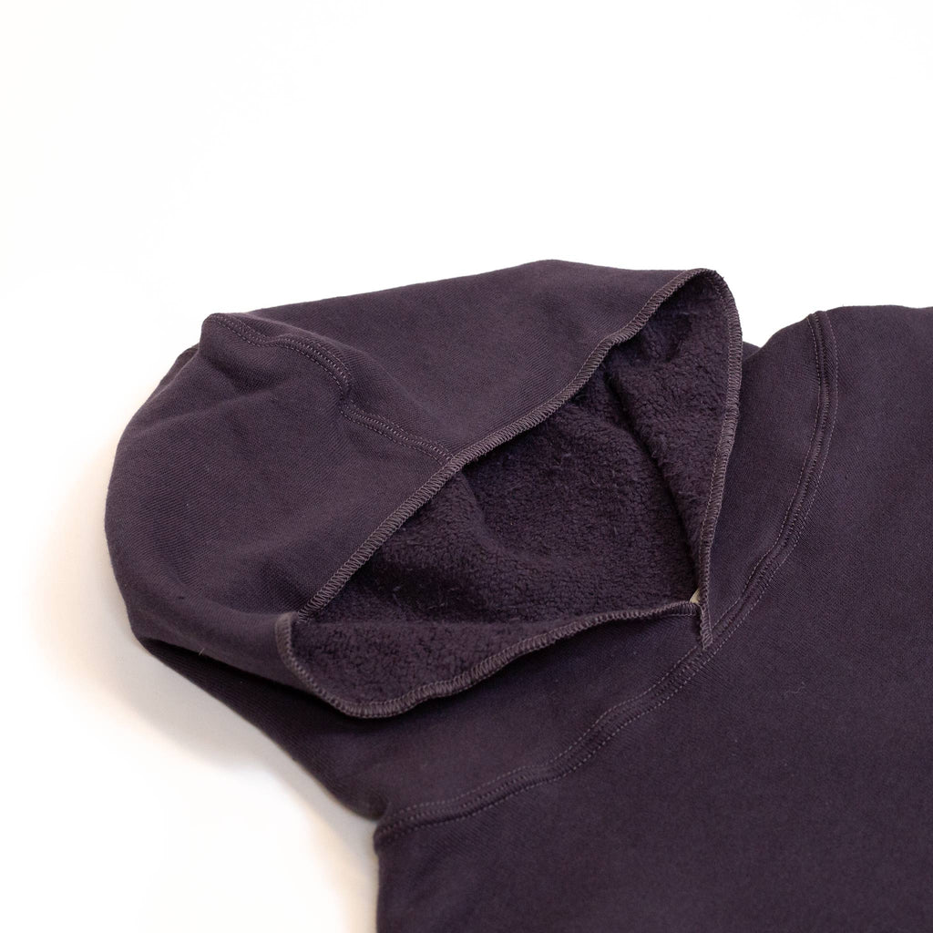 Warehouse Two Pocket Set In Hoodie 453 Dark Navy hood