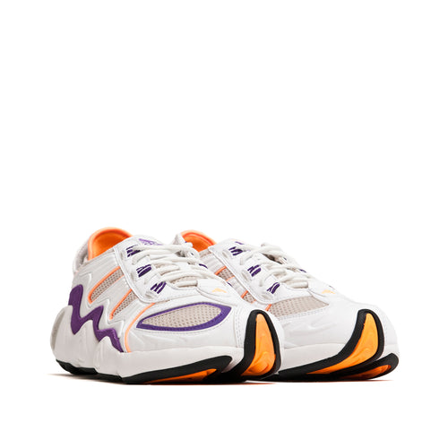 Adidas FYW S-97 Crystal White / Flash Orange at shoplostfound, 45