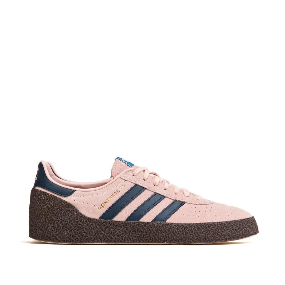 Adidas Montreal 76 Vapour Pink Navy at shoplostfound, side