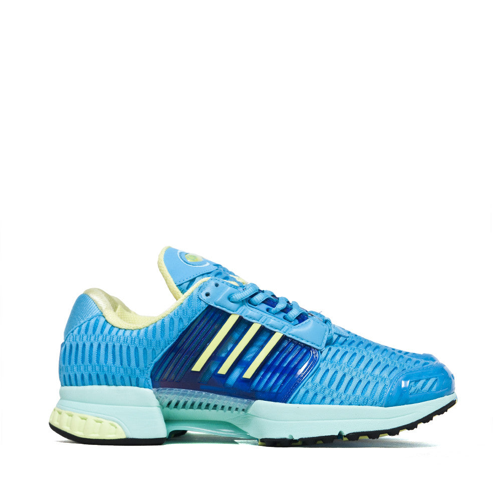Adidas Originals Climacool 1 Bright Cyan/Semi Frozen Yellow at shoplostfound, side