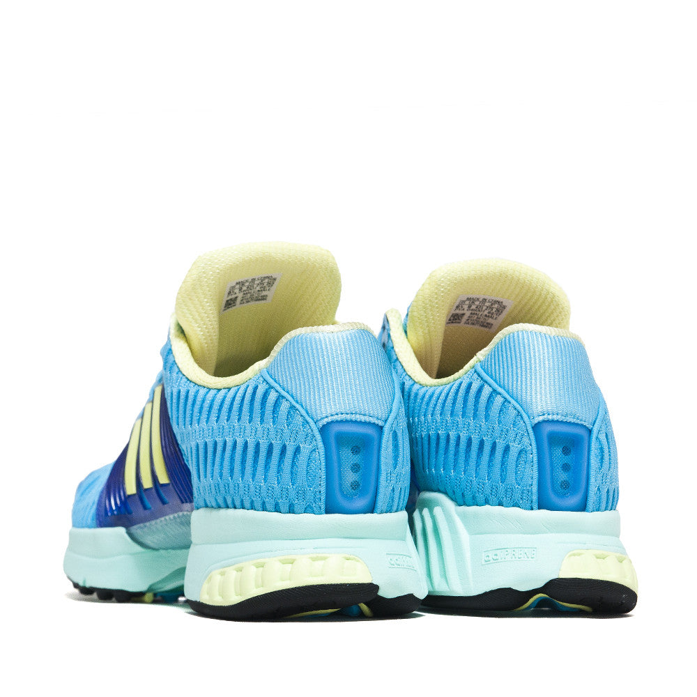 Adidas Originals Climacool 1 Bright Cyan/Semi Frozen Yellow at shoplostfound, back