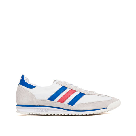 Adidas SL72 Cloud White/Glory Blue/Glory Red shoplostfound 45