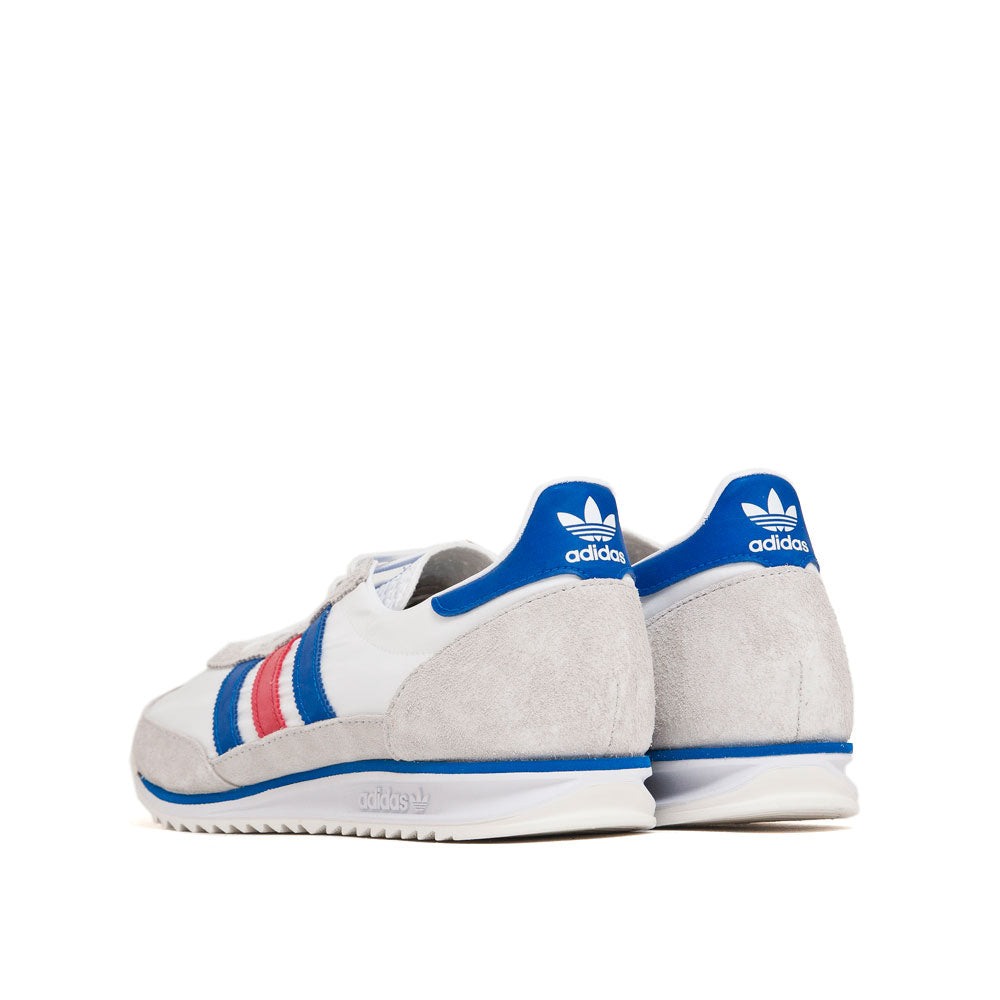 Adidas SL72 Cloud White/Glory Blue/Glory Red shoplostfound back