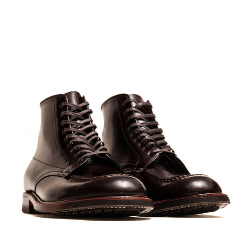 Alden Colour 8 Cordovan Indy Boot with Commando Sole at shoplostfound, 45